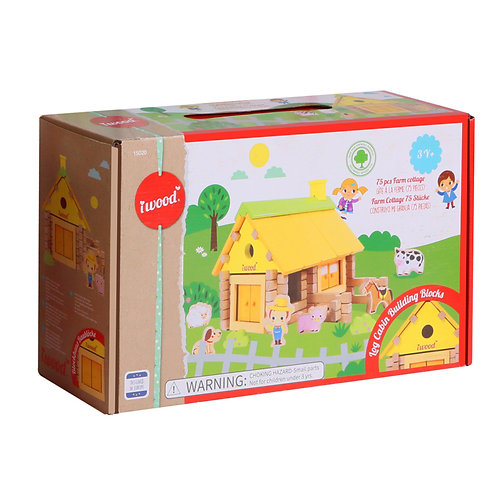 Farm Cottage- Blocks