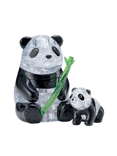 Crystal Puzzle 2 Pandas