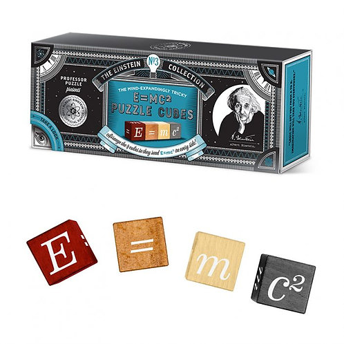 Einstein-E=mc2 Puzzle Blocks