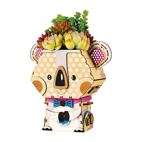 DIY Flower Pot  Koala
