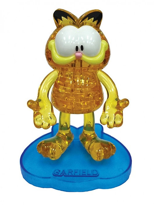 Crystal Puzzle Garfield