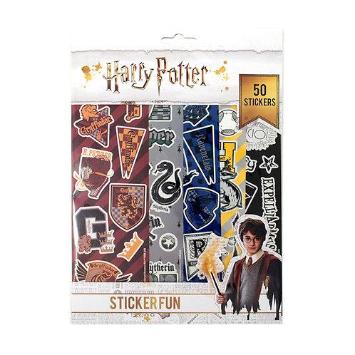Sticker Fun- Harry Potter