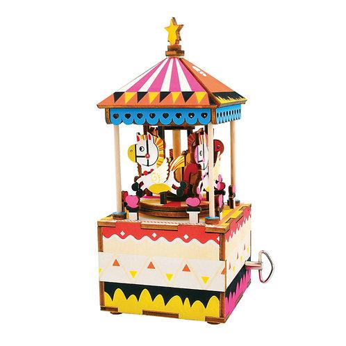 Music Box Merry-go-round