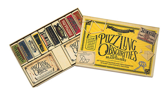 Puzzling Obscurites