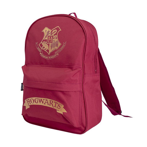 Classic Backpack (Burgundy)- Harry Potter