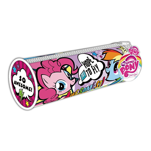 Comic Barrel Pencil Case- My Little Pony