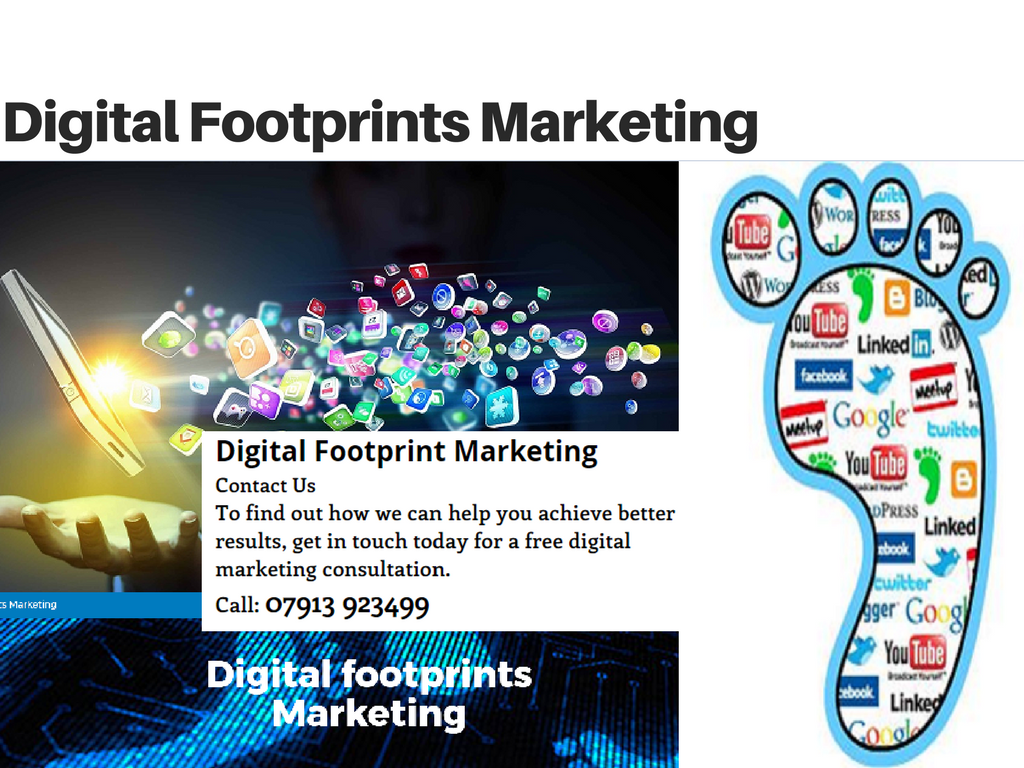 Digital Footprint Marketing London UK