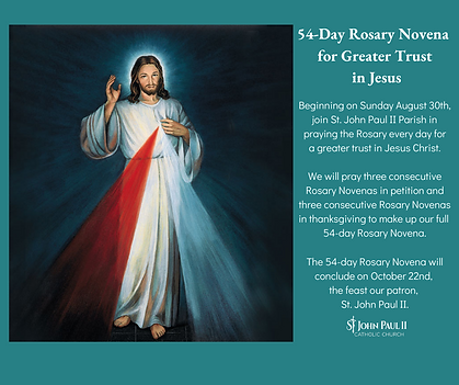 54 Day Rosary Novena for Greater Trust i