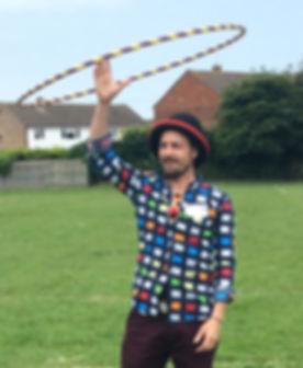 What IF Circus.._ - Adam BOOM! - torso.j