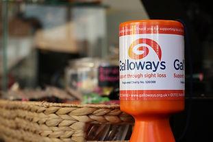 Galloways Collection Tin
