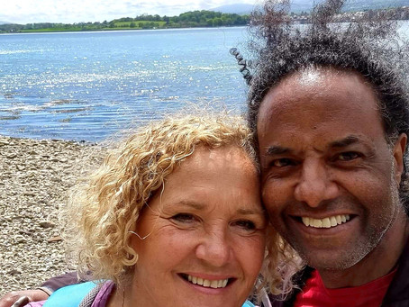 How a woman's coastal walk for Galloway's turned into a surprise proposal