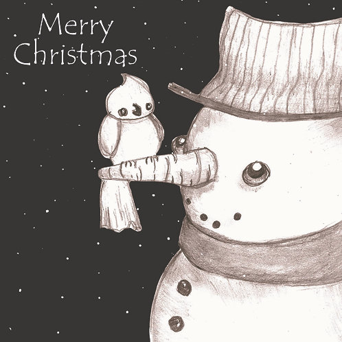 Galloway's Snowman