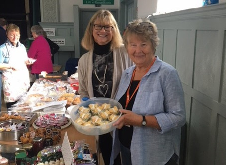 It's Volunteers' Week... and Galloway's wants to say a big  thank you!