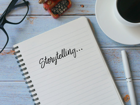 Imaginations running wild thanks to storytelling sessions at Galloway's