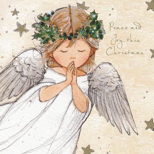 The Praying Angel