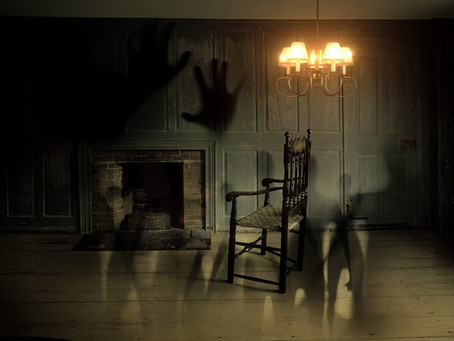How people with Charles Bonnet Syndrome are affected by ghostly figures and scary hallucinations