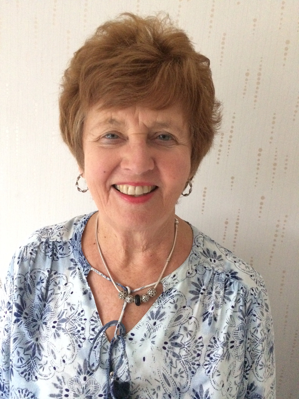 Margaret Clark from Longton sight was saved following an appointment with her optician