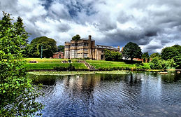 Astley Hall in Chorley