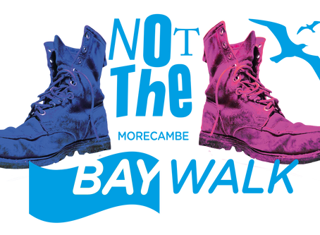 Join Galloway's in Not the Morecambe Bay Walk this June