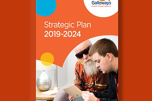 Picture of our new strategic document.jp
