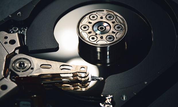 Hard Drive Backup