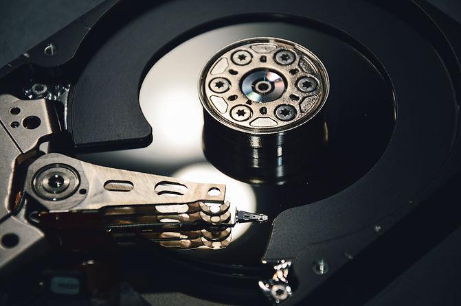 Sauvegarde du disque dur