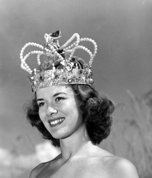 Rosemary Carpenter, Miss Florida 1948