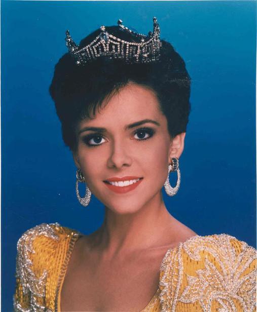 Leanza Cornett, Miss America 1993