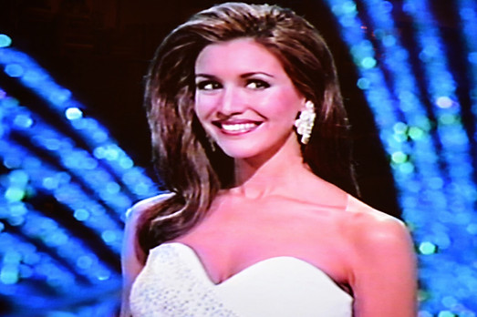Lisette Gonzalez at Miss America