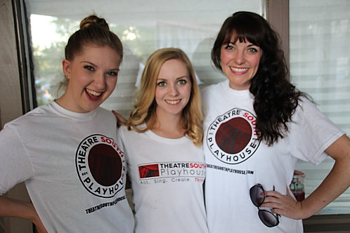 Theatre South Playhouse Logo Tee