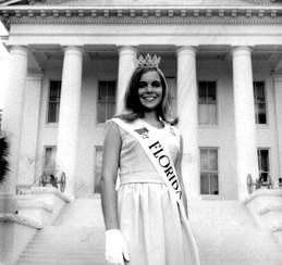 Linda Fitts, Miss Florida 1968