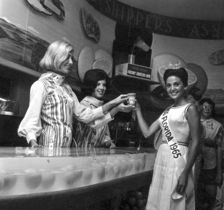 Carol Blum, Miss Florida 1965
