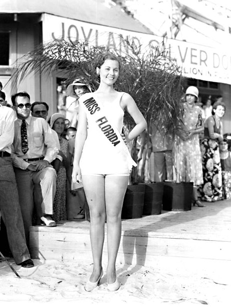 Margaret Eckdahl, Miss Florida 1930