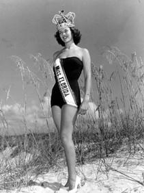 Rosemary Carpenter, Miss Florida 1948