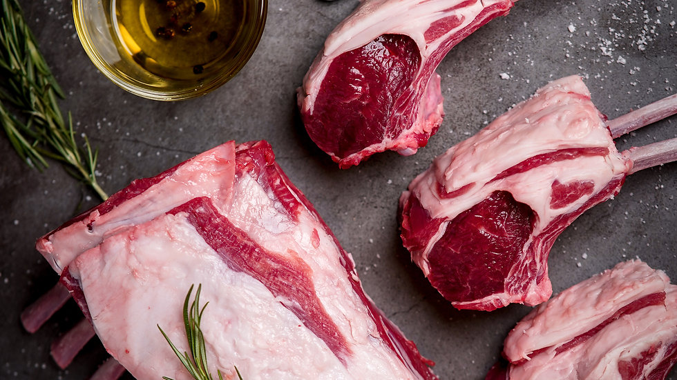Full Australian Lamb Rack