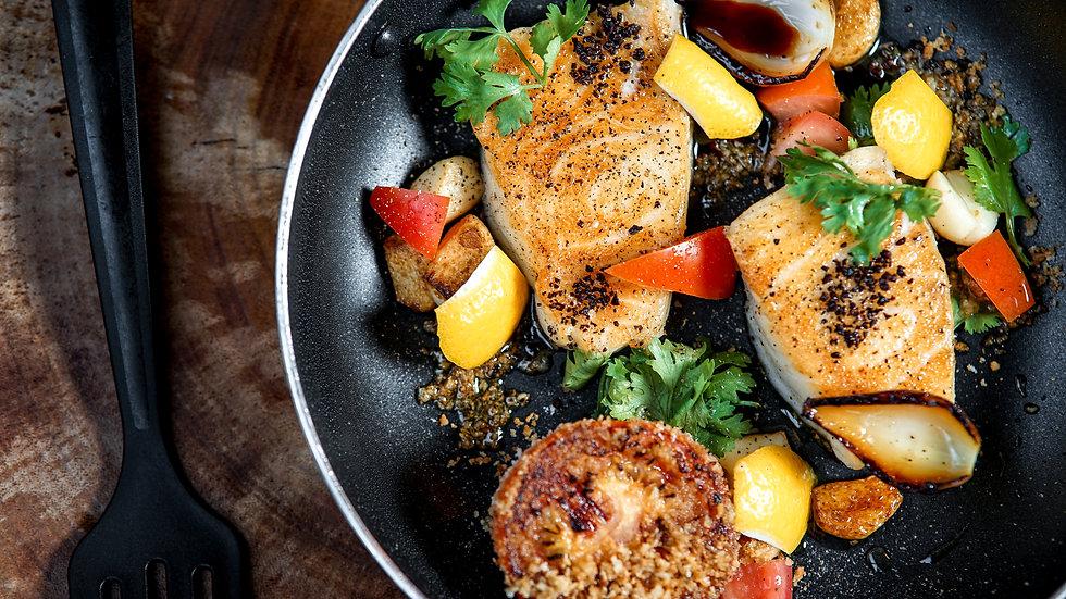 Cod Fish Boneless Steak