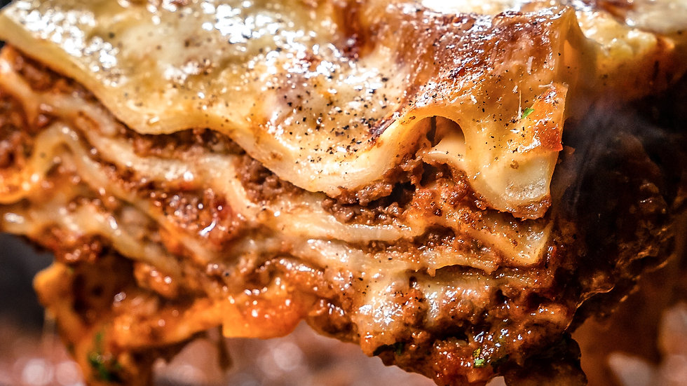 Australian Beef Lasagna