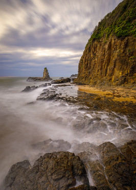 Cathedral Rocks Beach