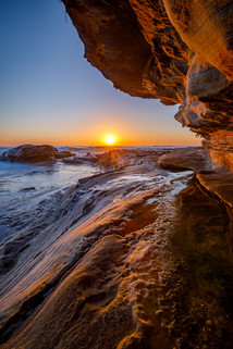 Sunrise at Cronulla