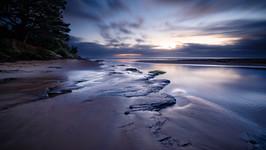 Erskine River Meets the Ocean
