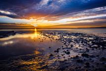 Sunrise at Jervis Bay