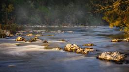 Yarra River Rapids
