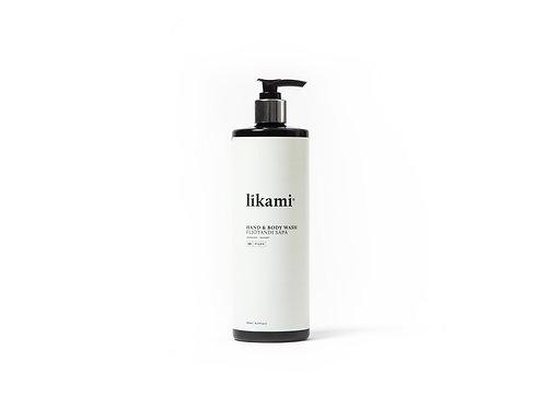 Hand- & Body Wash chamomille-lavender