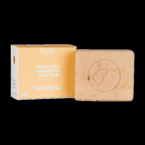 Shampoo bar Marigold - Voor normale en krullend haar