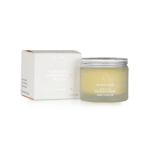 Natuurlijke Deodorant Cream - Marigold