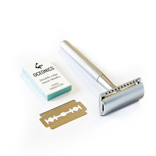 Safety Razor Chroom