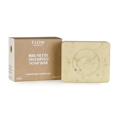 Shampoo bar Brunette - Voor donker haar