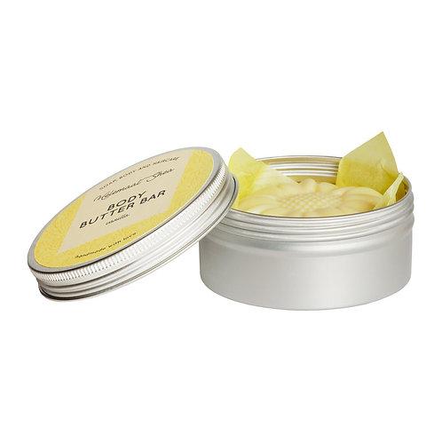 HelemaalShea Body butter bar - vanille