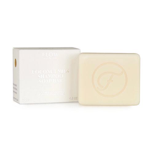 Shampoo bar Coconut Milk - Voor droog en grof haar
