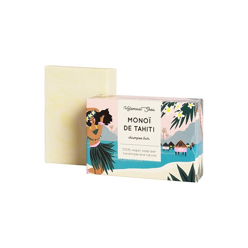 HelemaalShea Monoï de Tahiti Haarzeep